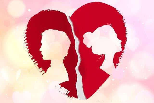 被第三者插足 破裂的婚姻 夫妻双方离婚争夺房产及孩子抚养权